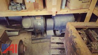 GE Motor Generator