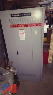 GE Panel Box