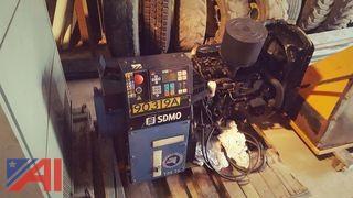 2002 SDMO Diesel Generator