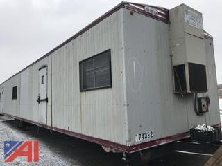 12' x 64' Mobile Office Trailer