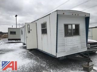 8' x 35' Mobile Office Trailer