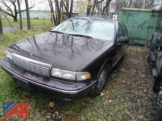 **UPDATED** 1995 Chevrolet 9C1 Caprice  Police Package 4 Door