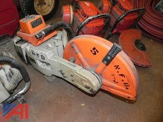 Stihl T5510 AV Concrete Saw (#2)