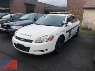 2008 Chevy Impala Sedan/Police Vehicle