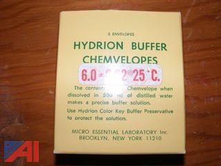 Hydrion Buffer Chemvelopes
