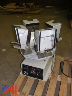 Glas-Col Separatory Funnel 3D Shaker