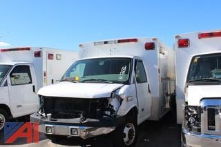 2013 Chevrolet Express Ambulance