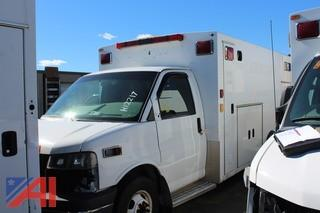 2011 Chevrolet Express Ambulance