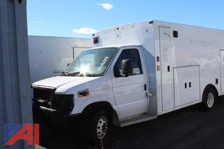 2008 Ford E450 Ambulance