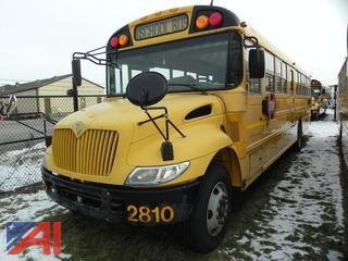 (2810) 2008 International CE200 School Bus
