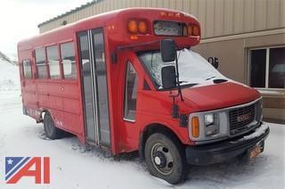1999 GMC Savana Mini Bus