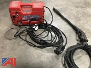 Electric Powermate Pressure Washer