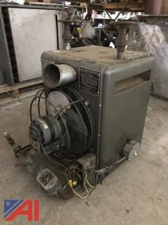 Carner Corp Natural Gas Furnace
