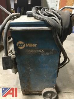 Miller Spectrum 500 DC Plasma Cutting System