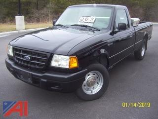 2003 Ford Ranger XL Pickup