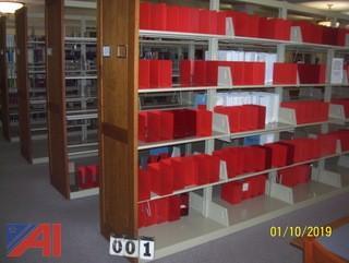 Assembled Book Shelves