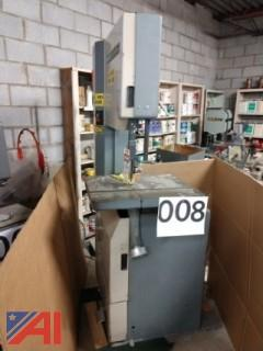 """Rockwell 20"""" Vertical Band Saw"""