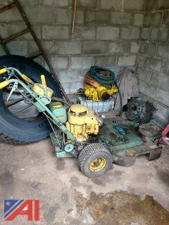 1981 Bunton Walk Behind Mower