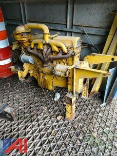Ford 6 cylinder Diesel Engine
