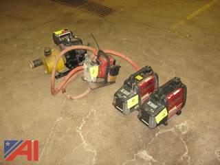 Generators and Pumps