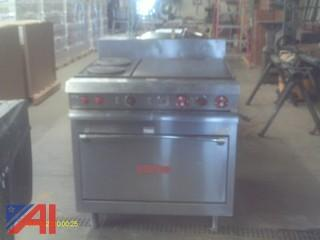 Vulcan Electric Stoves
