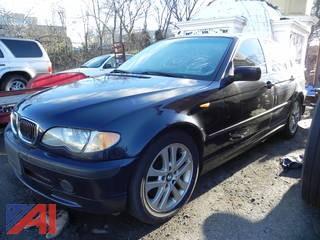 2002 BMW 330xi 4 Door