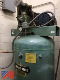 Air Compressor & Projector