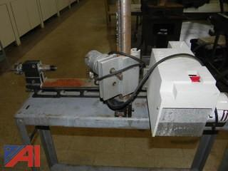 Edelstaal MachineX5 Mini Lathe Mill, Model #0-514-01