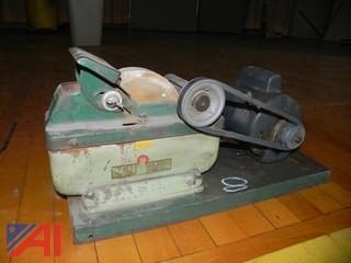 Boice Crane Friction-Matic Wet Tool Grinder