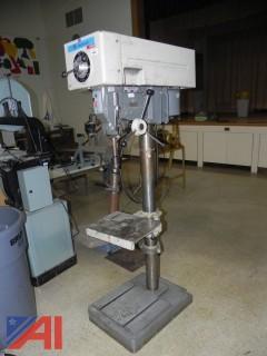 """Delta Rockwell 17-600 17"""" Floor Model Drill Press"""