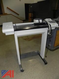 Houston Instrument DMP-161 Pen Plotter