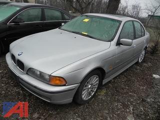 1999 BMW 540i 4 Door