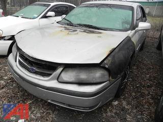 2003 Chevrolet Impala 4 Door