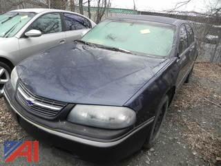 2002 Chevrolet Impala 4 Door