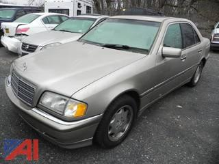2000 Mercedes Benz C230 Kompressor 4 Door