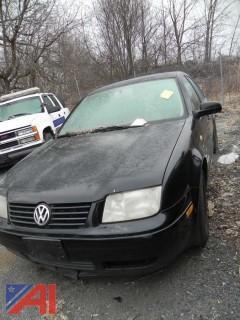 1999 Volkswagen Jetta 4 Door