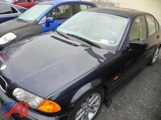 2001 BMW 325i 4 Door