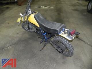 1992 Suzuki Dirt Bike