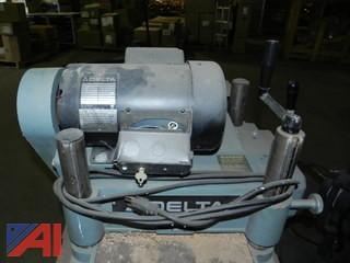 """Delta-Invicta, Model #22650 13"""" Planer"""