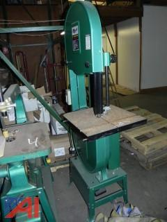 "Grizzly 18"" Wood Band Saw"
