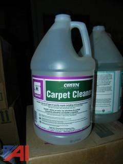 Spartan Green Solutions Carpet Cleaner