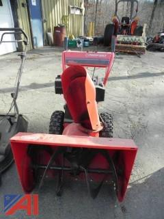 "Troy Bilt 26"" Snow Blower, Model #42012"