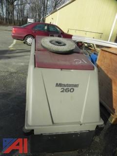 Minutman 260 Floor Scrubber