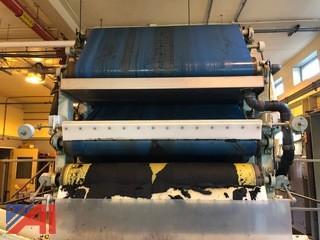 1995 BDP 1.5 Meter Belt Press