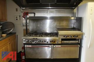 Garland Stainless Gas Stove