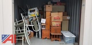 Storage Unit #H434