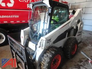**5% BP** 2016 Bobcat S570 Skid Steer