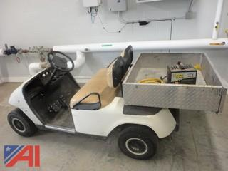 E-Z Go Electric Golf Cart