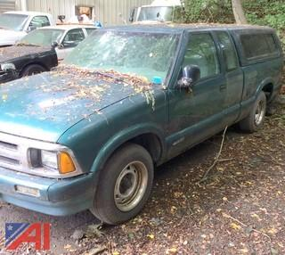 1997 Chevy S-10 Pickup