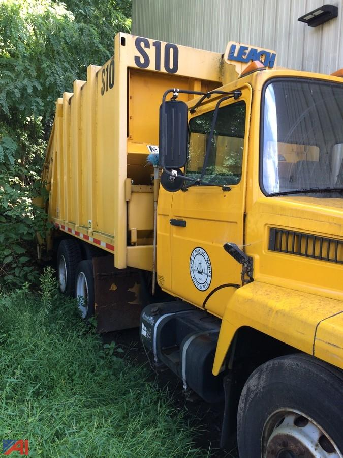 Auctions International - Auction: City of Rye DPW, NY #16647 ITEM